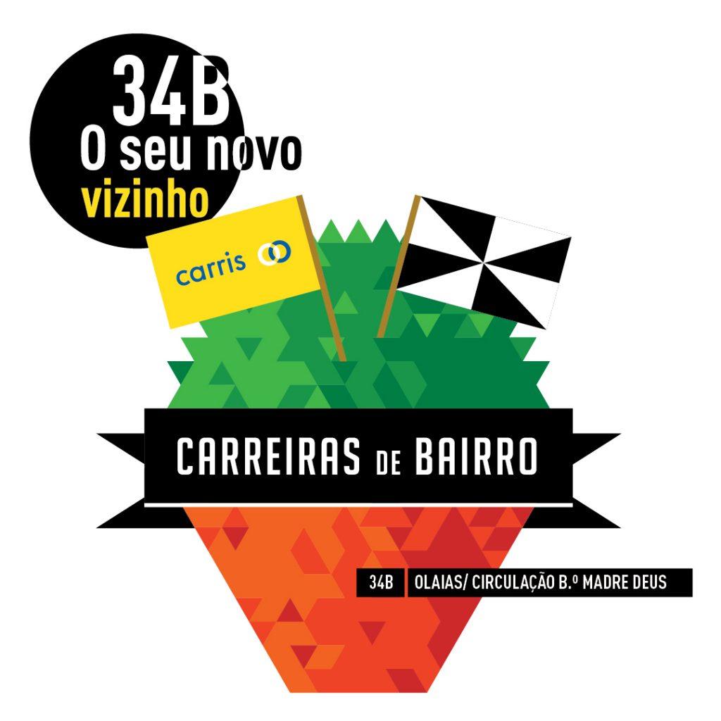34B – A nossa Carreira de Bairro