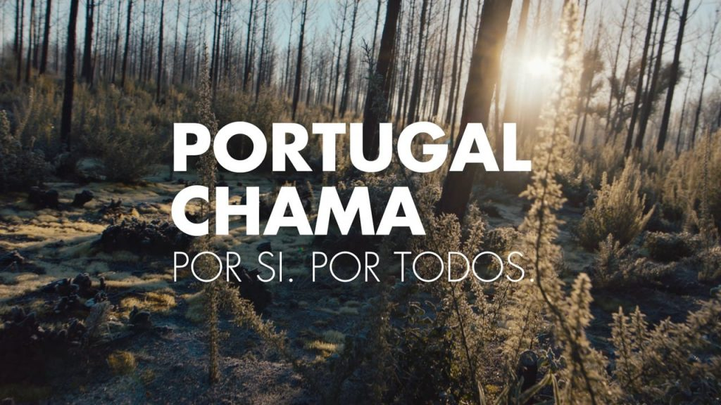 PORTUGAL CHAMA – Por si. Por todos.